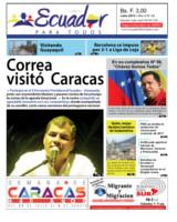 Ecuador para Todos Julio 2013
