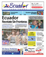Ecuador para todos