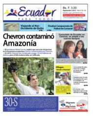 Ecuador para Todos 2013