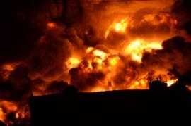 Incendio Amuay