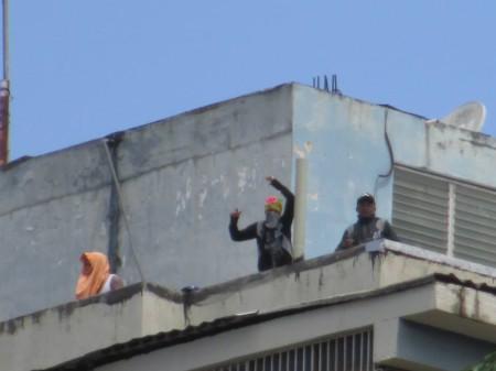 Violencia en Guayana