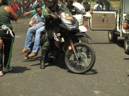 Violencia en Ciudad Guayana
