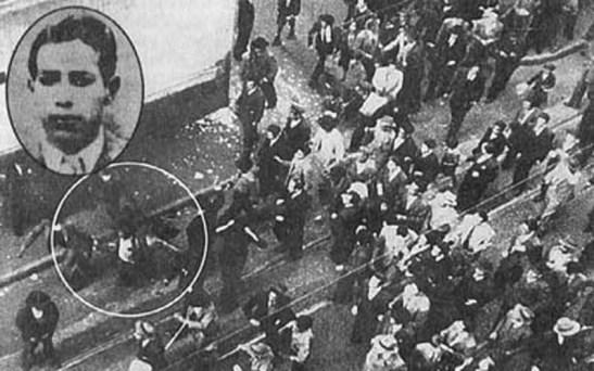 asesinato de Gaitán el 8 de abril