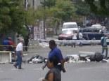 Caos en Chacao Protestas 9