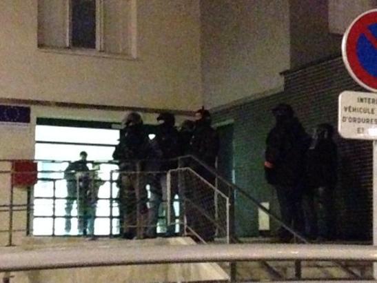 Operativo policial 2