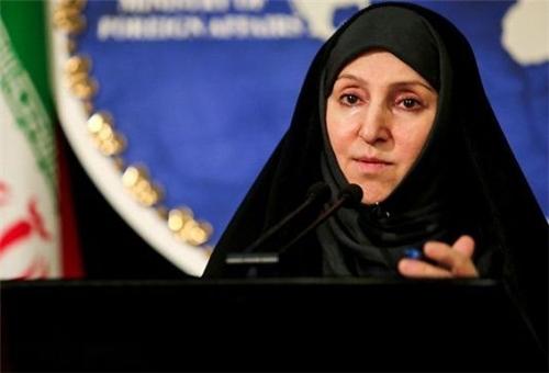 Portavoz Irán