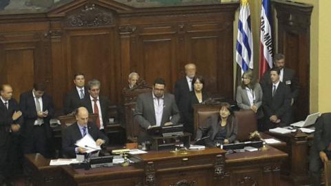 Diputado Alejandro Sánchez asume Presidencia de la Cámara
