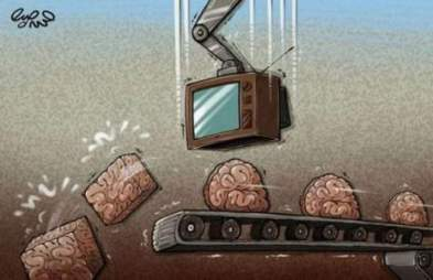 television manipulacion